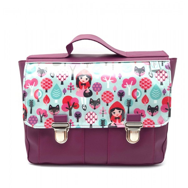 Cartable fille Chaperon rouge